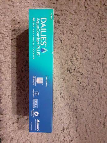 soczewki Dailies Aqua comfort plus -0.75