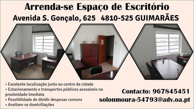 Arrenda-se Sala de Escritório - Guimarães