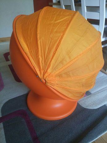 Fotel Lomsk Ikea obrotowy, dla dzieci