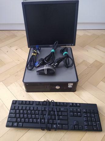 Komputer stacjonarny Dell Optiplex 745