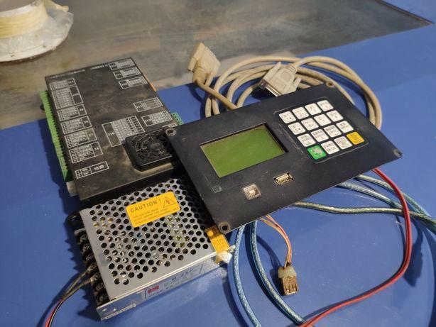 Контролер Пульт управління для ЧПУ станків Rich auto RZNC 0501