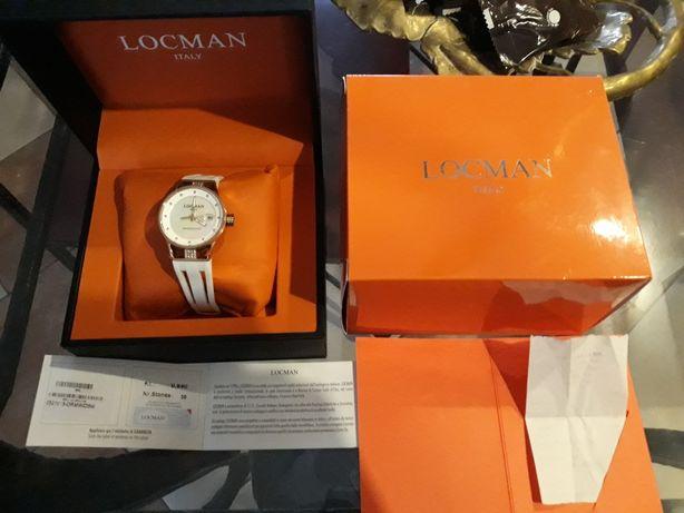Zegarek Locman ,certyfikat,rachunek OKAZJA