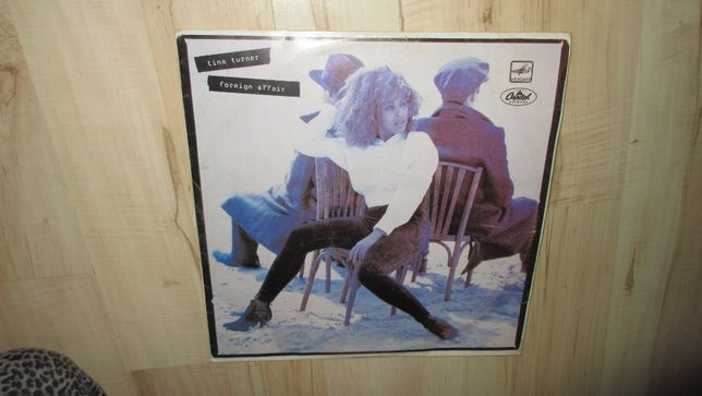 Tina Turner plyta winylowa gramofonowa