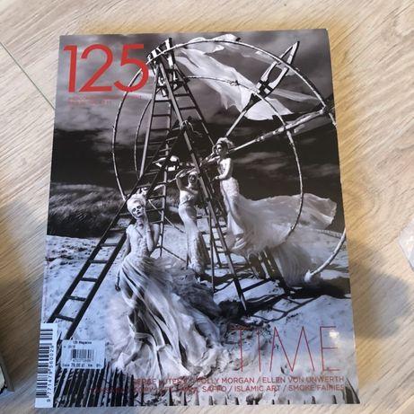 125 magazine issue 20, moda czasopismo fashion photography vogue