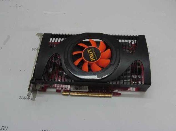 Видеокарта PCI-E Palit GeForce 9800GT /1GB /256bit /DDR3