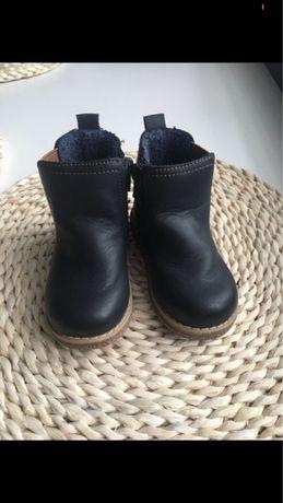 Botki dzieciece Bobbi Shoes 21