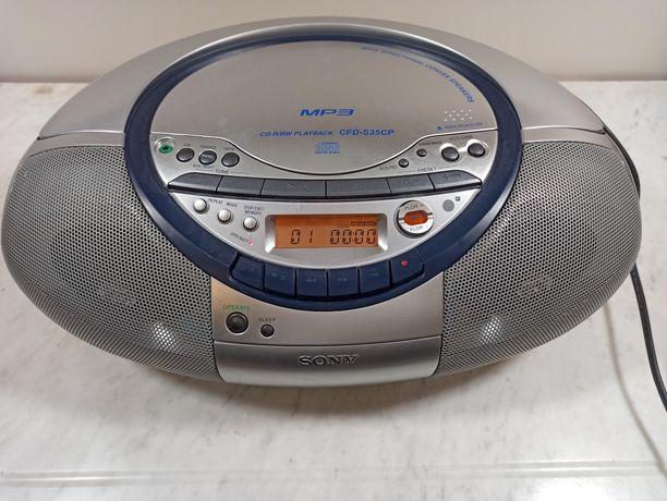 CD radioodtwarzacz SONY CFD - S35CP