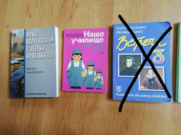 Podręczniki z języka rosyjskiego