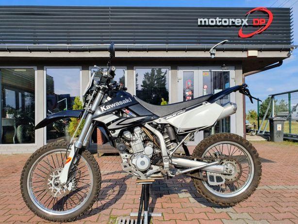 Kawasaki KLX250 KLX 250 piękny stan kat A2 Motorex DP Gniezno