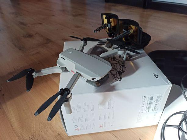 Dji Mavic Mini fly more Combo 2.7k anteny Yagi+mirror jak nowy