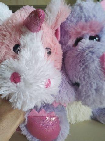 іграшки м'які єдиноріг за 2шт
