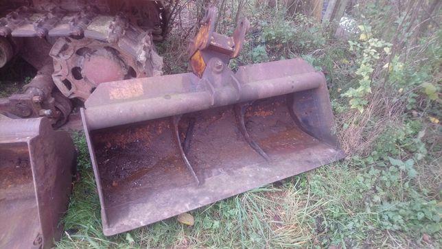 Łyżka skarpowa hydrauliczna 150cm midi koparka koparko ładowarka
