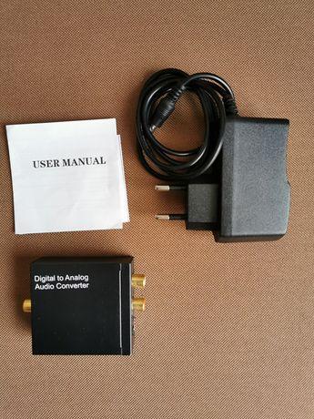 Конвертер звука с цифрового в аналоговый