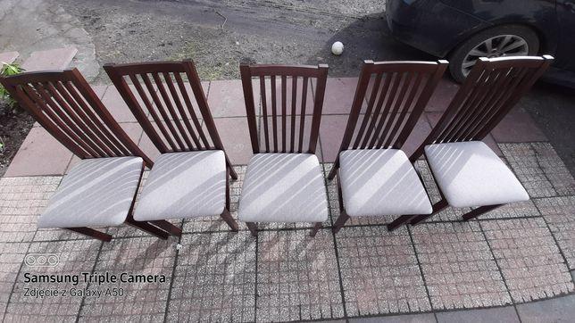Nowe krzesła  5szt