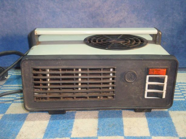 тепло вентилятор СССР