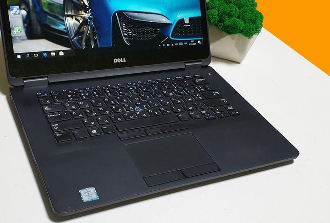 "Dell Latitude E7470 14""2К QHD IPS(2560×1440) i5-6300 8GbDDR4 SSD 256Gb"