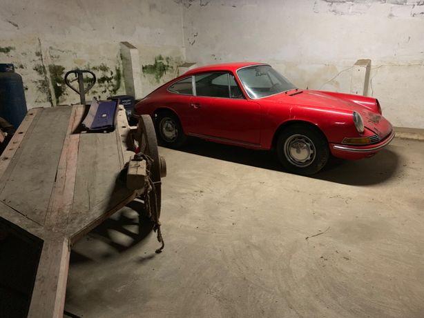 Porsche 912 original para restauro de 1966