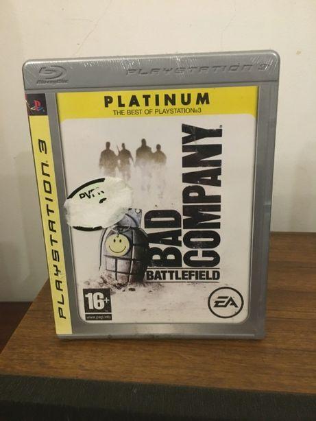 PS3 Bad Company Battlefield - SELADO