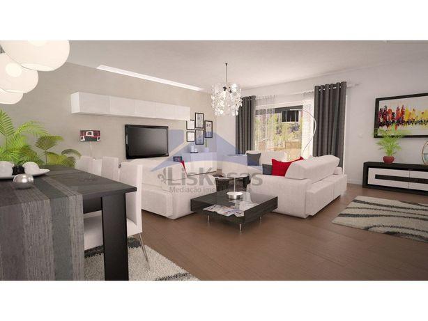 Apartamento T2 em Condomínio Privado em Oeiras