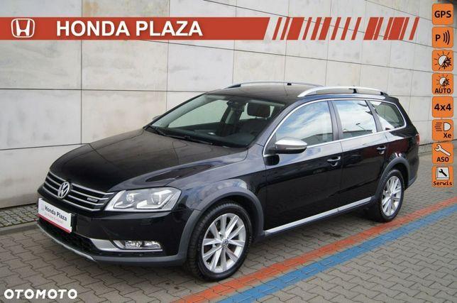 Volkswagen Passat 2.0 Tdi Alltrack Salon Polska Bezwypadkowy