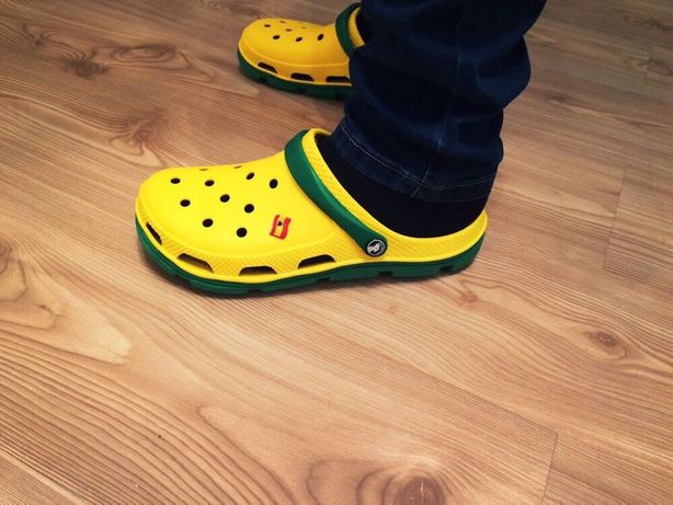 Мужские кроксы crocs сабо тапочки шлёпанцы купить