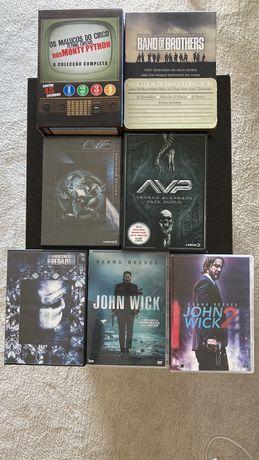 Coleções dvds Variadas 2