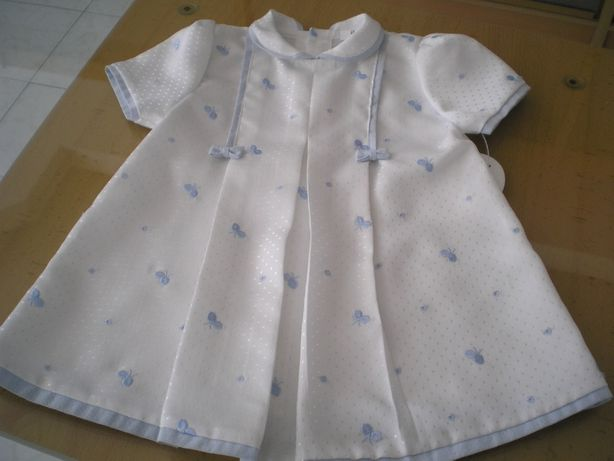 Vestido de Baptizado