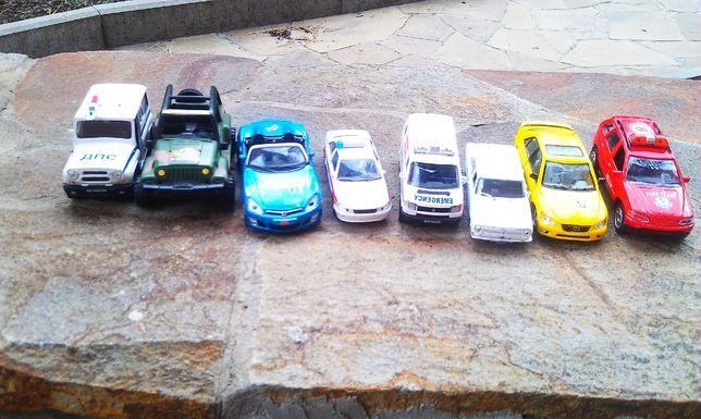 Коллекция копий автомобилей
