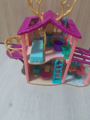 Mattel Enchantimals domek