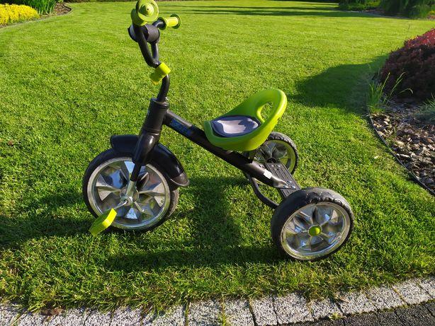 Rower trzykołowy/ trójkołowy dla dziecka + gratis rower dwukołowy