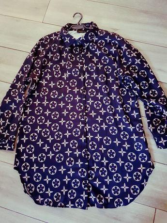Długa koszula xxl