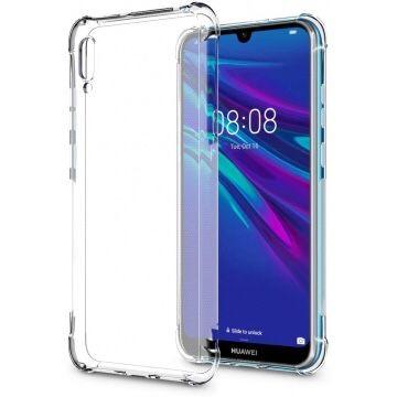 Huawei y6P 2019  Противоударний прозрачний новий чехол