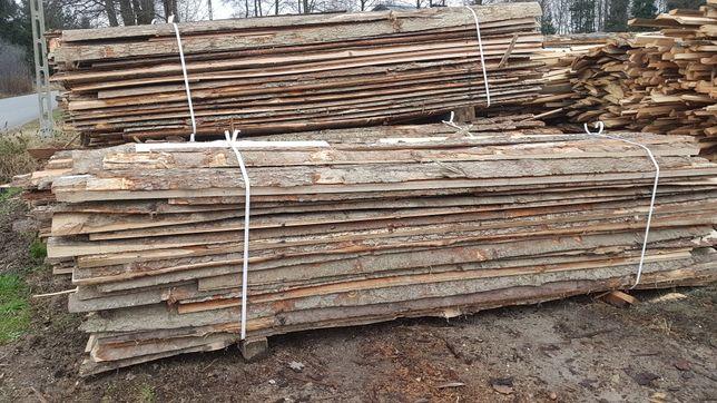 Drewno opałowe tartaczne grube i cienkie okrajki