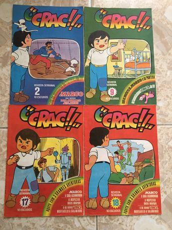 Revistas série Marco