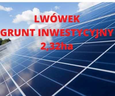 Grunt Inwestycyjny Lwówek