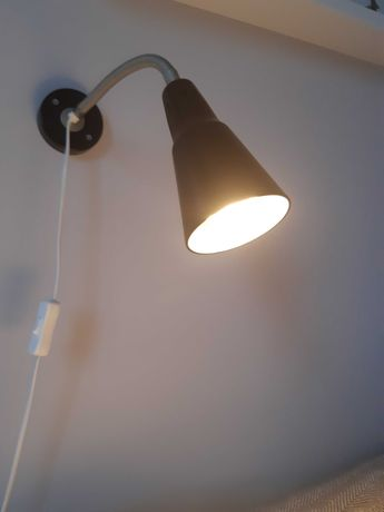 Lampka biurkowa i ścienna