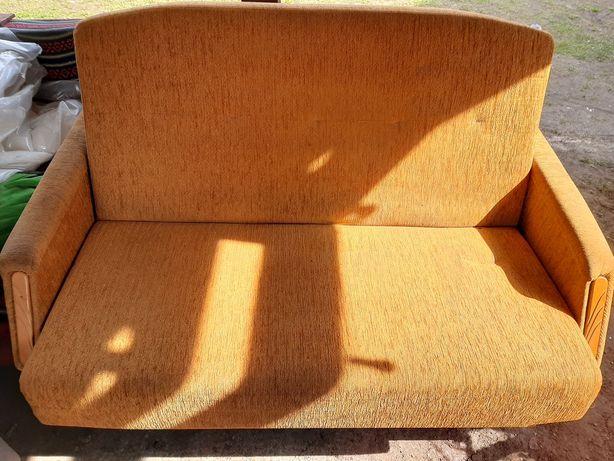 Łóżko, kanapa 2 os rozkładana ODDAM