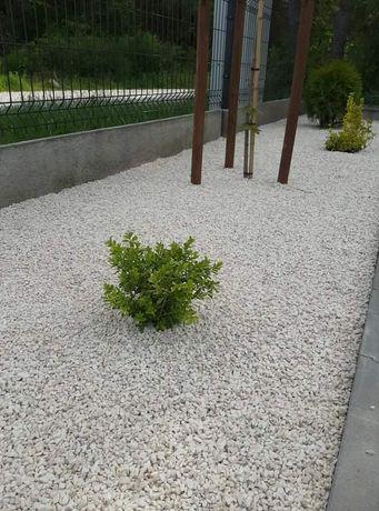 Kamień Biała Marianna frakcja 4-10 mm