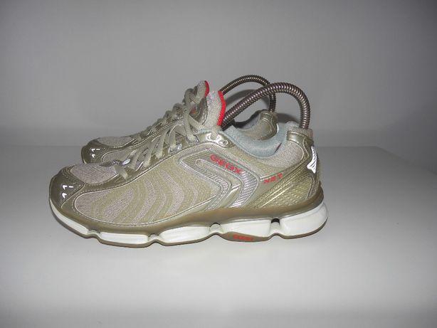 Geox Net Bassa Sneakersy Damskie Rozm. 38 / 24 cm J. nowe Calvin Kors