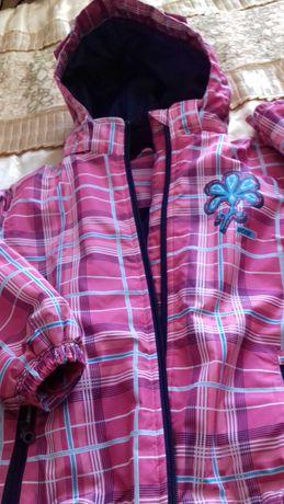 Куртка демисезонная мембрана Etirel