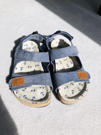 Sandały r.31 H&M
