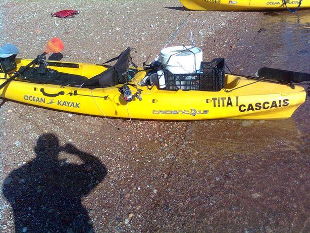 Kayak tridente 13