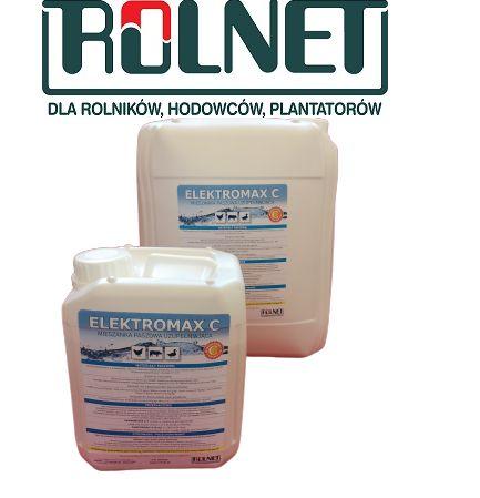 Elektromax C elektrolity Uzupełnia płyny podczas odwodnienia i upałów