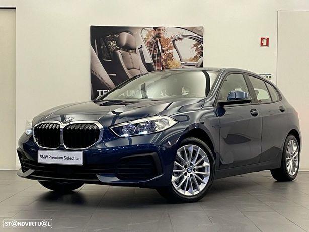 BMW 116 ver-d-advantage-auto