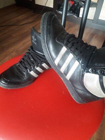 Кроссы, Adidas кроссовки, кожа