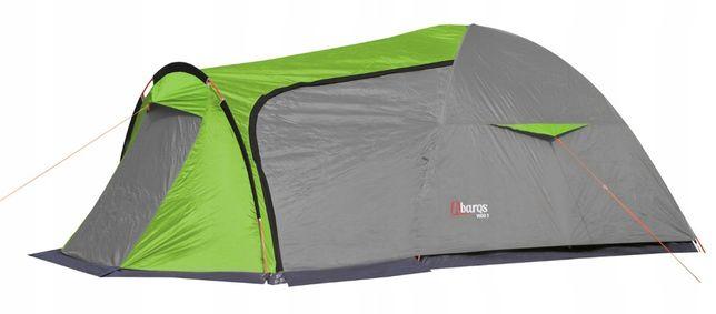 Палатка туристическая Abarqs Vigo 3, проклеенные швы новая