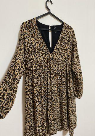 ZARA   Vestido Tigresa