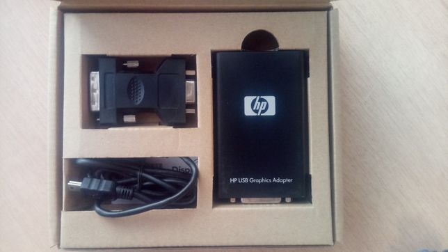 HP USB Graphics Adapter (NL571A)