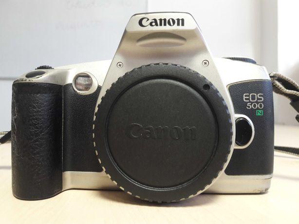 Máquina Analógica Canon EOS 500 N