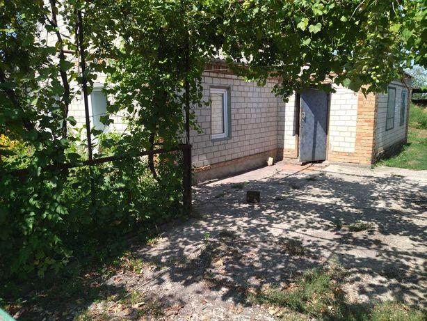 Продам домик в селе Войсковое Солонянского района.